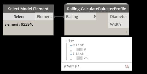 RailingBalusterProfile