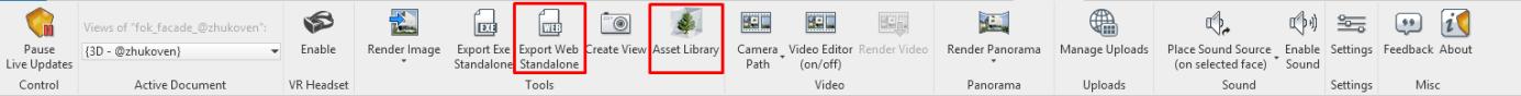 Enscape3D 2.4 update