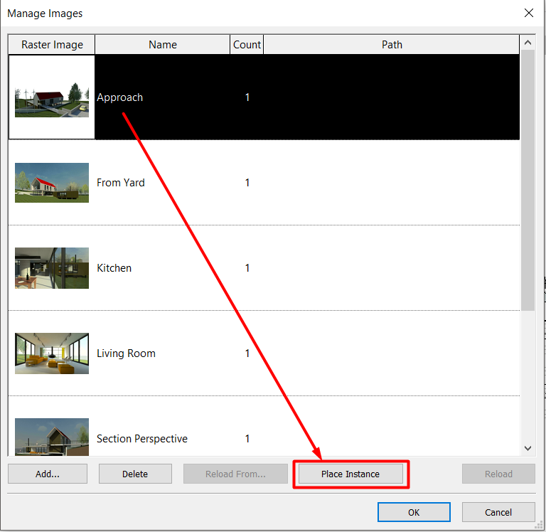 Managing images is easier with Revit 2019 2 – zhukoven